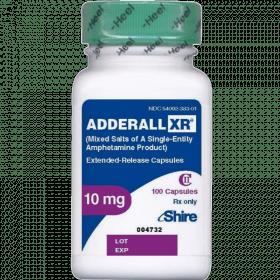 таблетки аддералл xr, капсулы аддерол