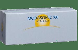 Модафинил 100мг 30 штук