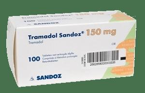 Трамадол Сандоз 150 №100