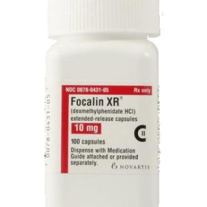 Фокалин 10мг №100 (Focalin XR)