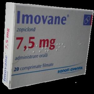 Имован 7,5 мг №20